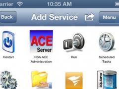 SolarWinds Mobile Admin Client 8.2 Screenshot