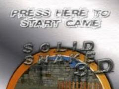 Solid Snake 3D 1.3 Screenshot