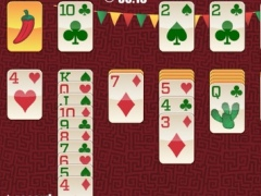 Solitaire 1 Card - Cinco de Mayo 1.0 Screenshot