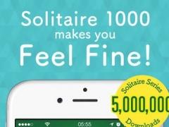 Solitaire 1000 1.0.9 Screenshot