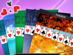 Solitaire: Decked Out ♣️ 1.5 Screenshot