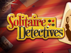 Solitaire Detectives - Crime Solving Card Game 1.2.1 Screenshot