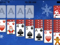 Solitaire For Christmas Free 1.0 Screenshot