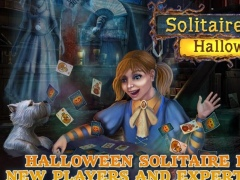 Solitaire Game. Halloween 1.1.6 Screenshot