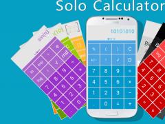 Solo Scientific Calculator 1.1.3 Screenshot