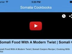 Somalia Cookbooks - Video Recipes 1.0 Screenshot