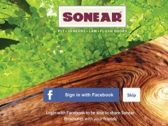 SonearPly Tablet 1.1 Screenshot
