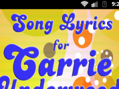 Songs for CARRIE UNDERWOOD 1.0 Screenshot