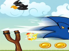 Sonic Bird Run Adventure 2 Screenshot