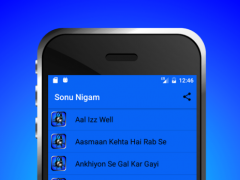 Sonu Nigam - Nagada 1.0 Screenshot