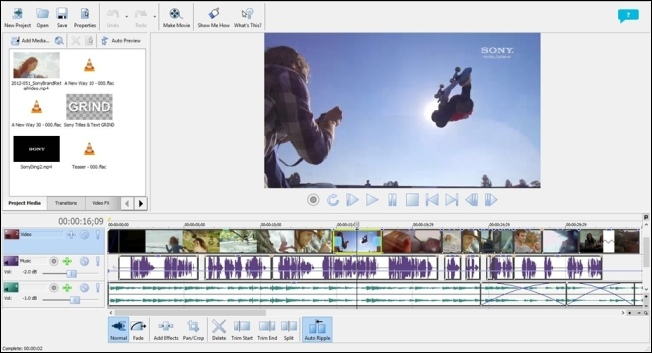 Video editing software sony vegas free download | Sony VEGAS
