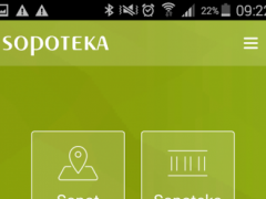 Sopoteka  Screenshot