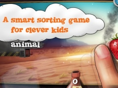 Sortee - a smart sorting game for clever kids 2.3 Screenshot