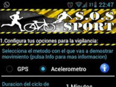 SOS Sports 3.50 Screenshot