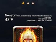 Soul GO Launcher Theme 1.0 Screenshot