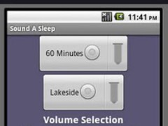 Sound A Sleep 1.00 Screenshot