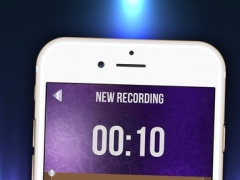 Sound Change Voice Editor – Record Funny Audio Effects & Sounds in Video Booth 1.0 Screenshot