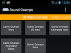 Sound Grumps 2.0.1 Screenshot