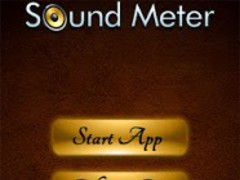 Sound Meter/Noise detector db 3.3 Screenshot