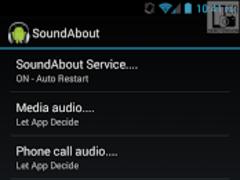 SoundAbout Pro 1.3.7 Screenshot
