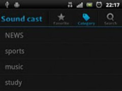 SoundCast 2.0.1 Screenshot