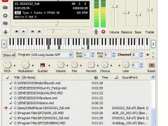 Soundfont Midi Player 1.7 Screenshot