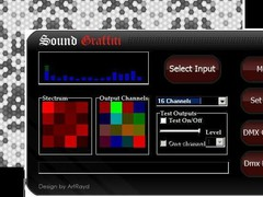 SoundGraffiti Dimmer 1.3.03 Screenshot