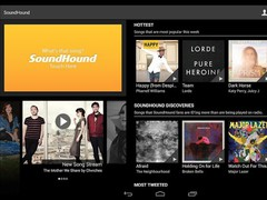 SoundHound ∞ Music Search  Screenshot