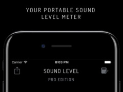 SoundLevel Pro 2.0 Screenshot