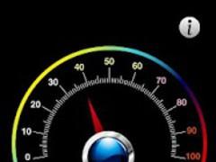 SoundMeter 2.5 Screenshot