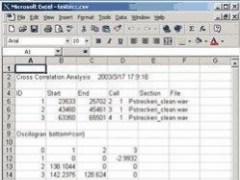 SoundRuler 0.9.6.1 Screenshot