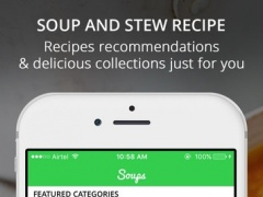 Soup and Stew Recipes pro - Cook And Learn Guide 1.1.1 Screenshot