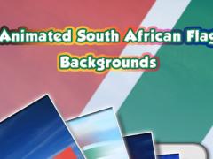 South Africa Flag Wallpaper 3d 1.0 Screenshot