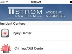 South Carolina Lawyers - Pete Strom Law Firm 2.2 Screenshot