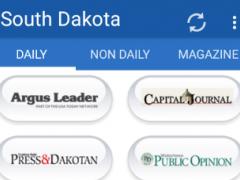 South Dakota Newspapers 1.1 Screenshot