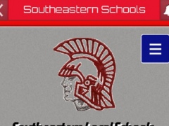 Southeastern Schools 1.0 Screenshot