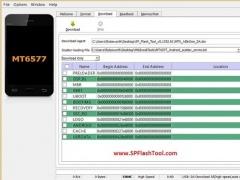 SP Flash Tool 5.1524.00 Screenshot