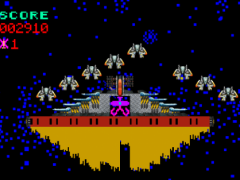 Space Assault: Space shooter 1.0.3 Screenshot