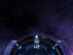 Space Compass Live Wallpaper 17 Screenshot