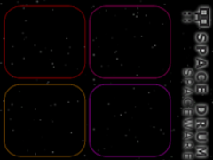 Space Drum Pro 1.1 Screenshot