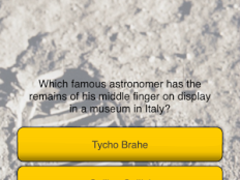 Space Quizzer 2.5 Screenshot