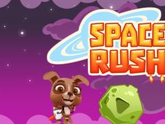 Space Rush: Jetpack Puppy Game 1.0 Screenshot