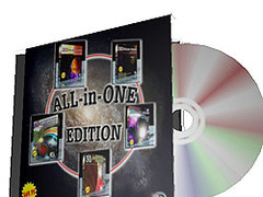 Space Screensavers All-in-One CD VERSION 1.4 Screenshot