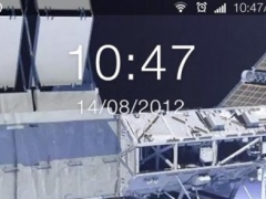 Space Station Live Wallpaper 2.0 Screenshot
