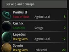 Space Trader 1.1.4r Screenshot