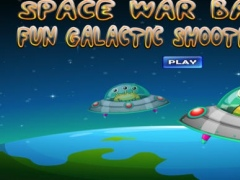 Space War Battle Blast - A Fun Galactic Shooting Alien Game 1.0 Screenshot