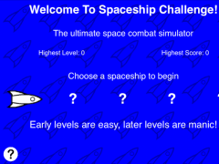 Spaceship Challenge 1.0.2 Screenshot
