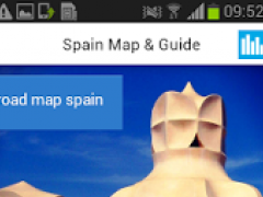 Spain Offline Map Guide Hotels 5.0 Screenshot