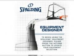 Spalding Equipment Designer 1.0.0 Screenshot