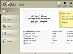 SPAMfighter Standard 7.6.131 Screenshot